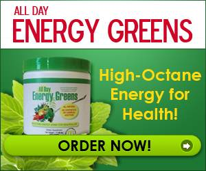 High Octane All Day Energy Greens