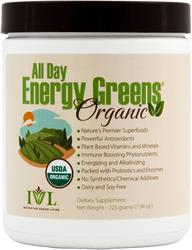 All Day Energy Greens Organic